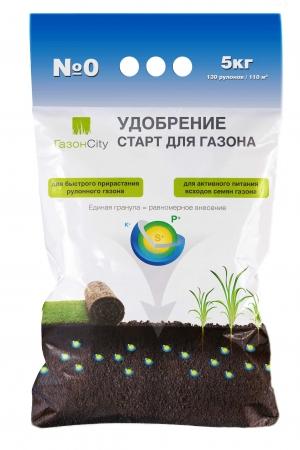"""Удобрение """"Старт для газона"""" / 5 кг"""