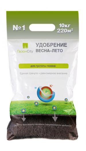"""Удобрение """"Весна-Лето"""" / 10 кг"""