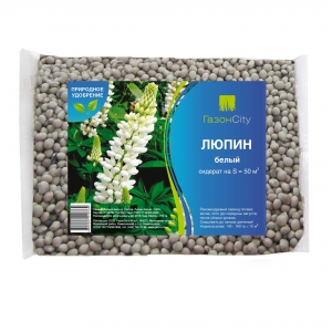 Природное удобрение - люпин белый / 750 гр