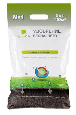 """Удобрение """"Весна-Лето"""" / 5 кг"""