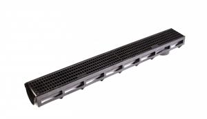 AQUA-TOP DN90 H100 с пластиковой решеткой