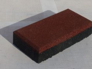 Брусчатка «Кирпич» (200х100х20 мм)